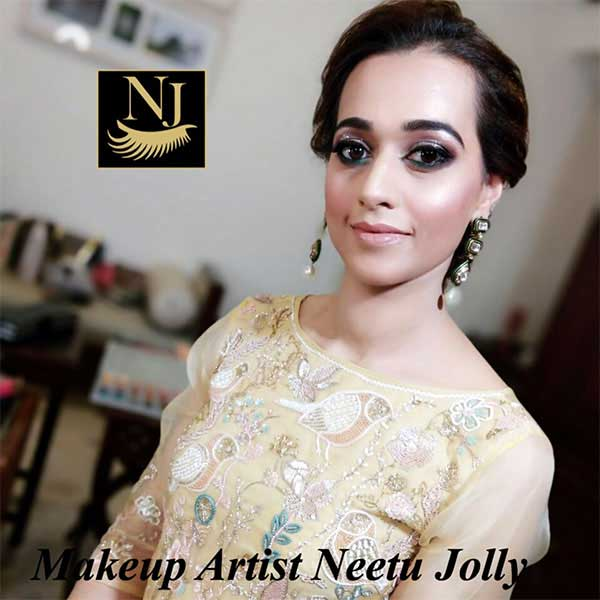 Neetu Jolly-Makeup Artist